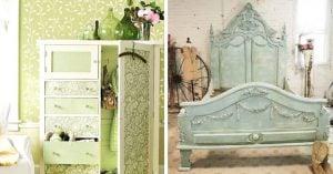 20 Maneras originales de reutilizar los muebles de tu casa