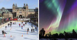 10 Destinos perfectos para visitar en temporada invernal