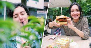Tras 4 años de ser vegana volvió a comer carne y su apariencia mejoró por completo