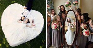 19 Tipos de fotografías para que tu boda sea la más creativa