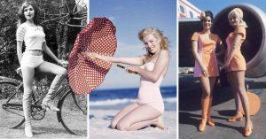 20 Fotografías retro que muestran la belleza del cuerpo humano