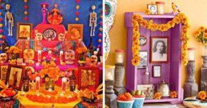 Cover Ideas para elaborar tu propio altar de muertos en casa