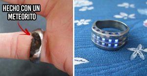 11 Novios que hicieron anillos de compromiso únicos para las mujeres que aman