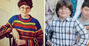 20 niños que fueron victimas de la moda en su época y parecían SEÑORES
