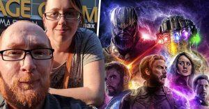 Tiene cáncer terminal y Disney le concede ver Avengers antes que nadie