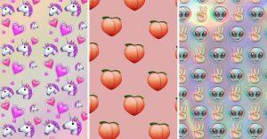 15 Fondos de pantalla de emojis que necesitas en tu celular