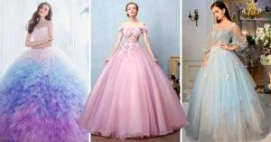 COVER Hermosos vestidos de XV años para ser la princesa de la noche