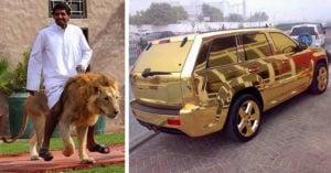 31 Fotos de Dubai… La lujosa y extravagante vida que llevan los millonarios en esta ciudad
