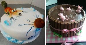 Los 22 Pasteles Y Tortas Más Creativos Que Alguna Vez Hayas Visto