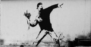 21 Obras Urbanas Y Grafitis De Banksy Y Su Significado